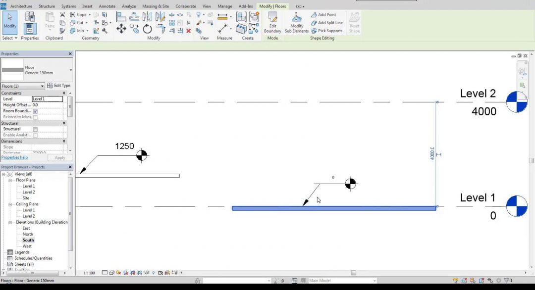annotating in revit